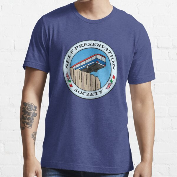 Self Preservation Society Essential T-Shirt