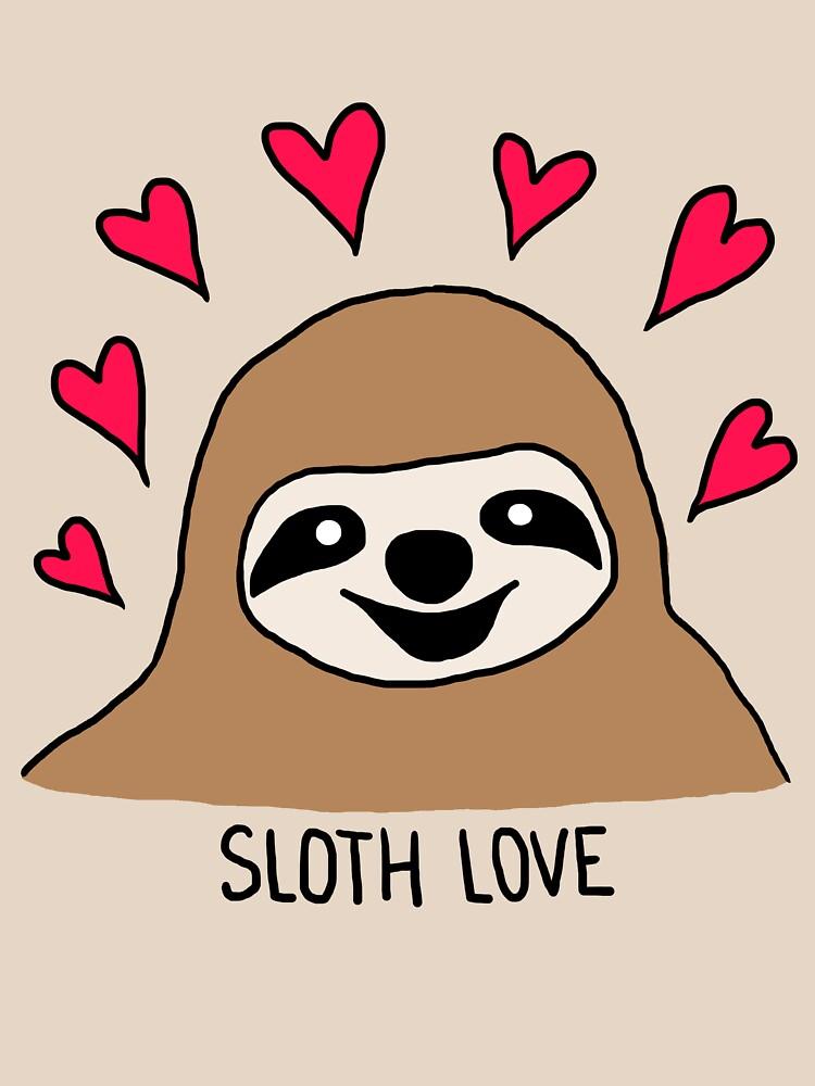 Sloth Love - Shirt | Unisex T-Shirt
