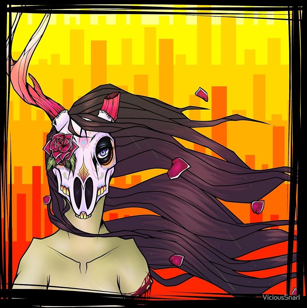 Sugah Skull by ViciousSnarl