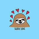 Sloth Love  by aoifethegreat