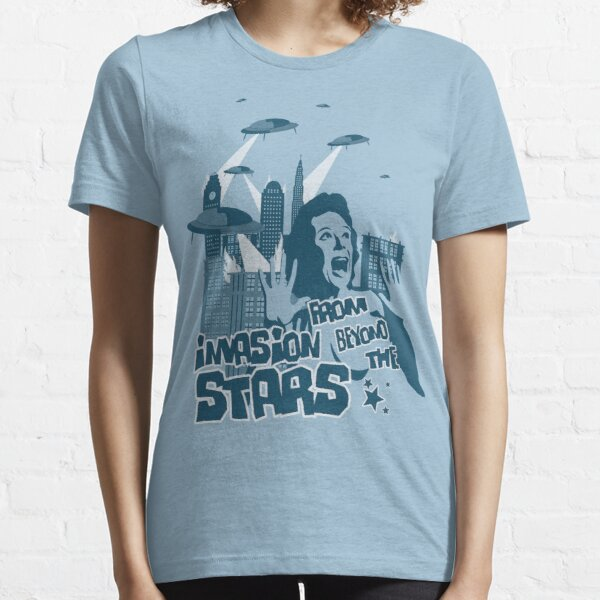 Invasion from beyond the stars Essential T-Shirt
