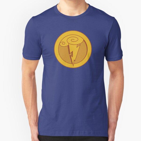 Hércules símbolo de los dioses Camiseta ajustada