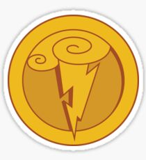 Hercules Symbol of the Gods Sticker