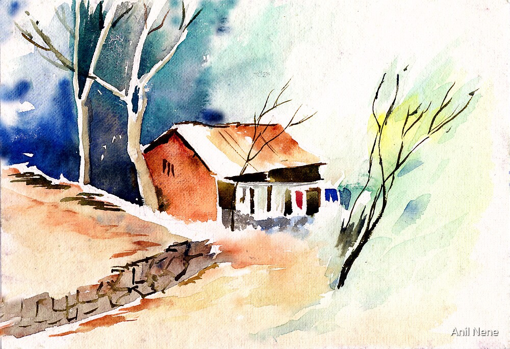 Weekend House by Anil Nene