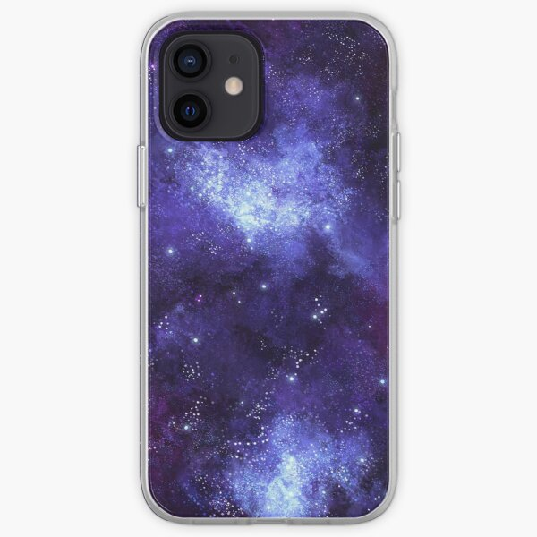 Space Theme iPhone Soft Case