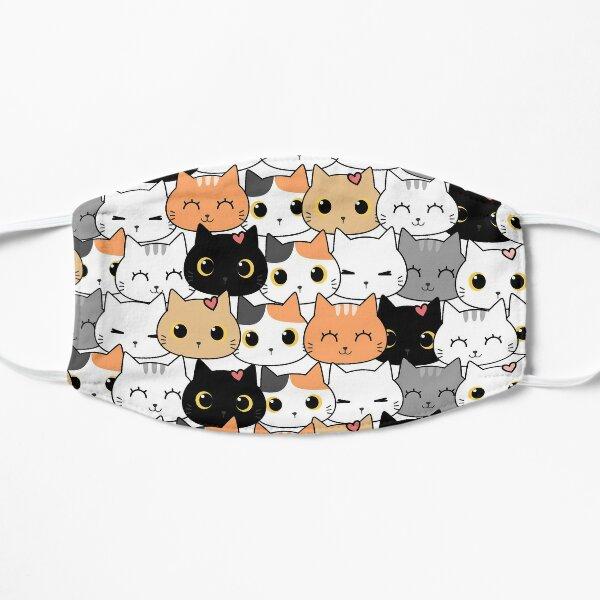 Kawaii Cats Mask