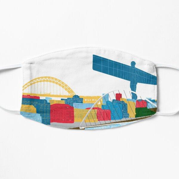Newcastle Skyline Flat Mask