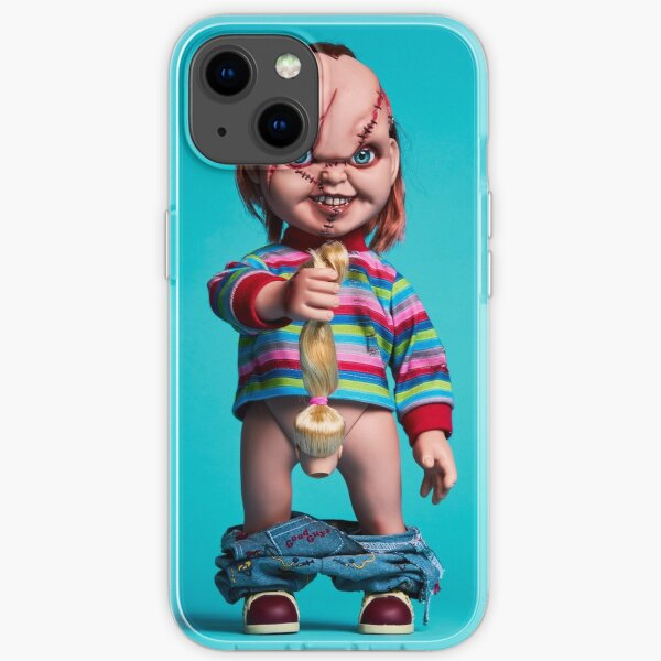 Chucky Child's Play iPhone Soft Case