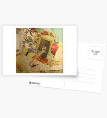 Held Fast Postcards