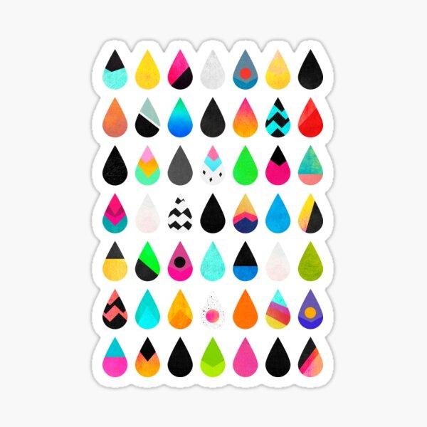 Colorful Rain Sticker