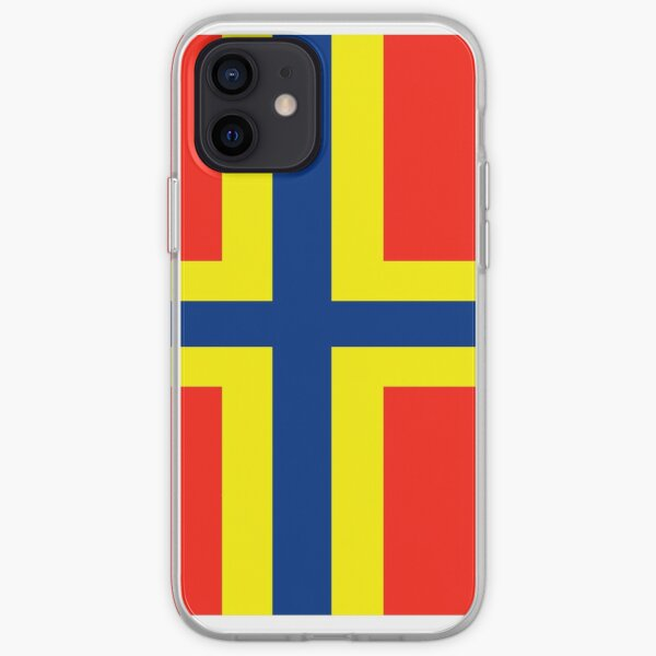 orkney flag iPhone Soft Case