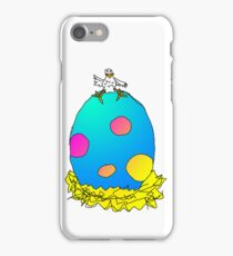 Who's egg is this? iPhone Case/Skin