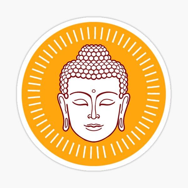 Buddha Dalai Lama - Meditation Gifts - Meditation Pillow - Buddha Shirt - Hoodie - Poster - Picture Sticker