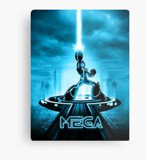MEGA - Movie Poster Edition Metal Print