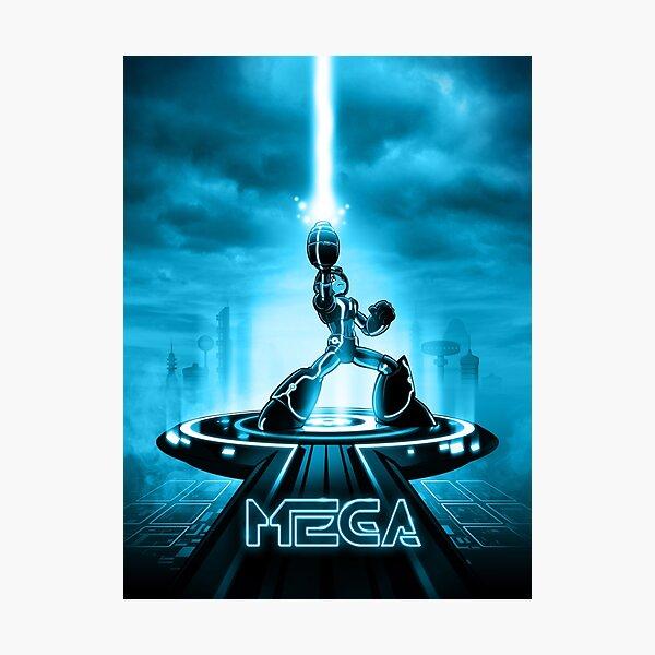 MEGA - Movie Poster Edition Photographic Print