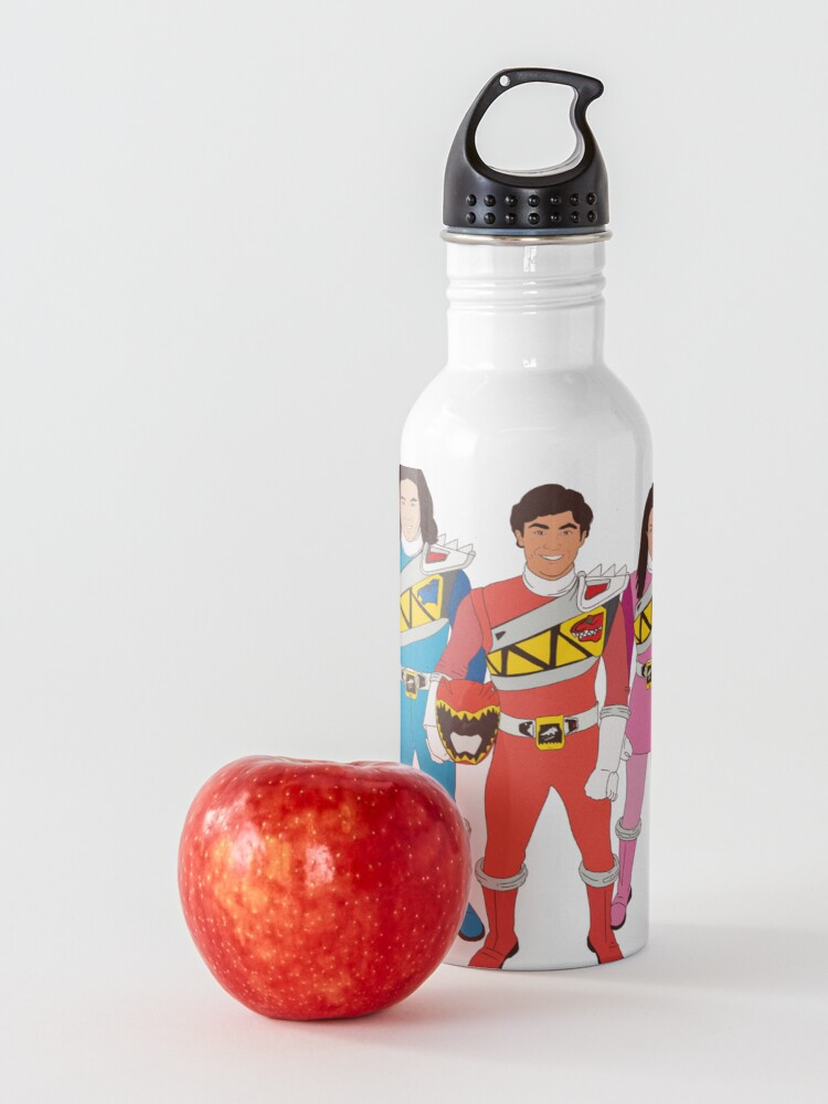 Alternate view of Power rangers Dino charge team Water Bottle