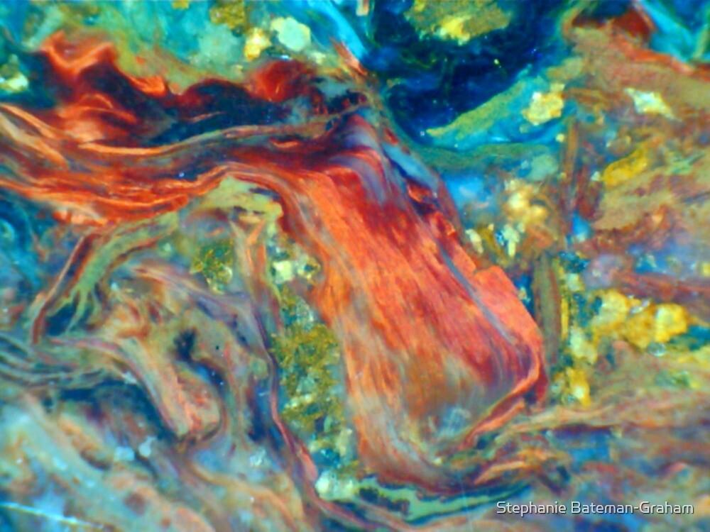 Waterfall of Fire by Stephanie Bateman-Graham