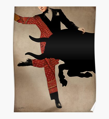 Dance Of Taurus Poster