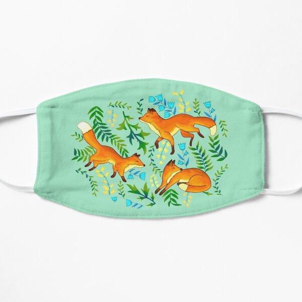 Fox Freedom - Mint Flat Mask