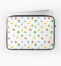 Animal Crossing Amiibo Card - Pattern Laptop Sleeve
