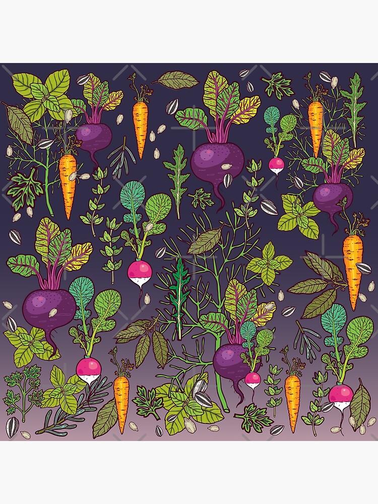 Gardener's dream by smalldrawing
