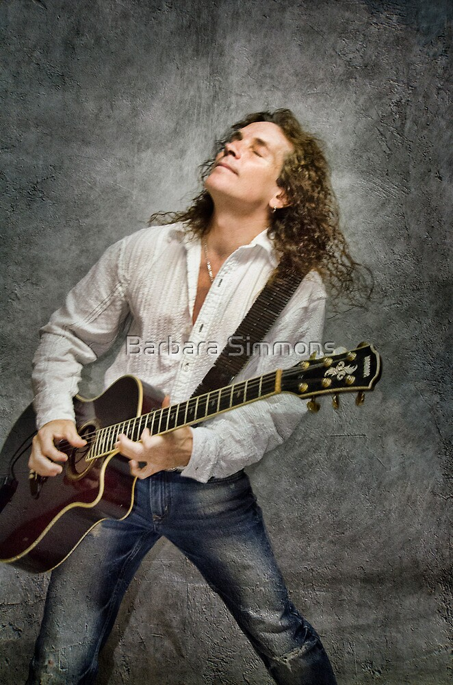 In The Moment - featuring guitarist Brad Sayre by Barbara Simmons