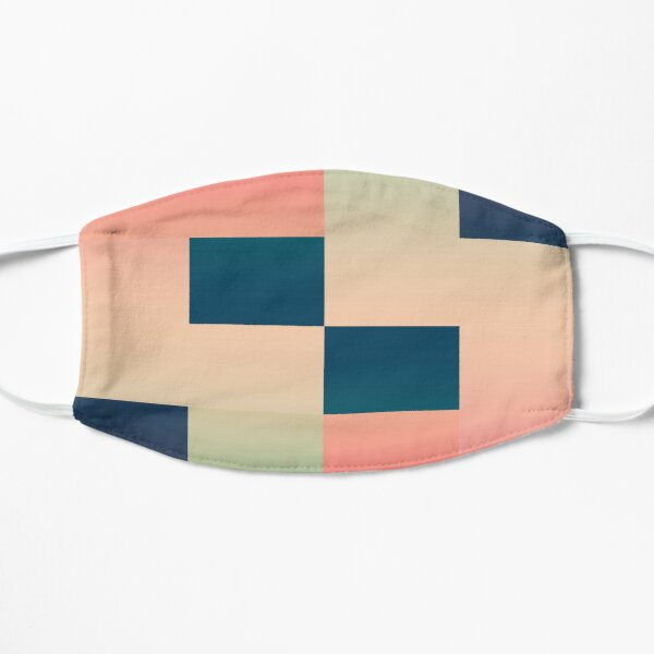 Abstract Summer #redbubble #decor #buyart Mask