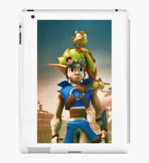 Jak and Daxter cover iPad Case/Skin