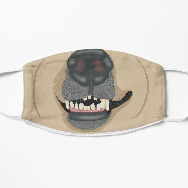 Dog face mask Mask
