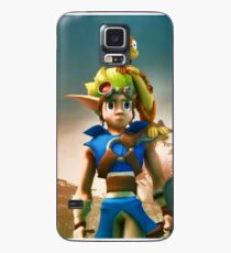 Jak and Daxter cover Case/Skin for Samsung Galaxy