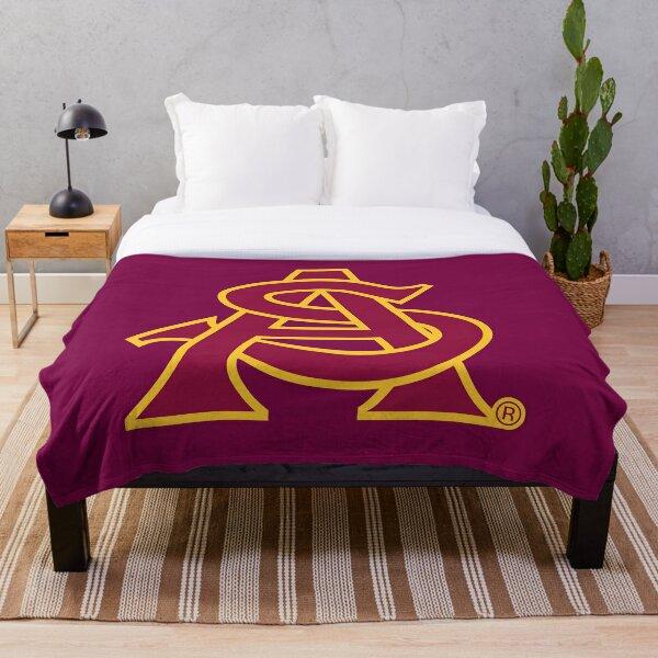 The Arizona State Sun Devils Throw Blanket