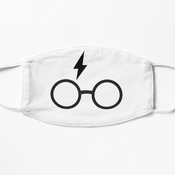 Wizard Glasses Mask