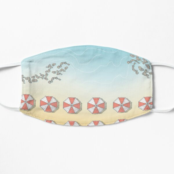 Early In The Morning #redbubble #decor #buyart Mask