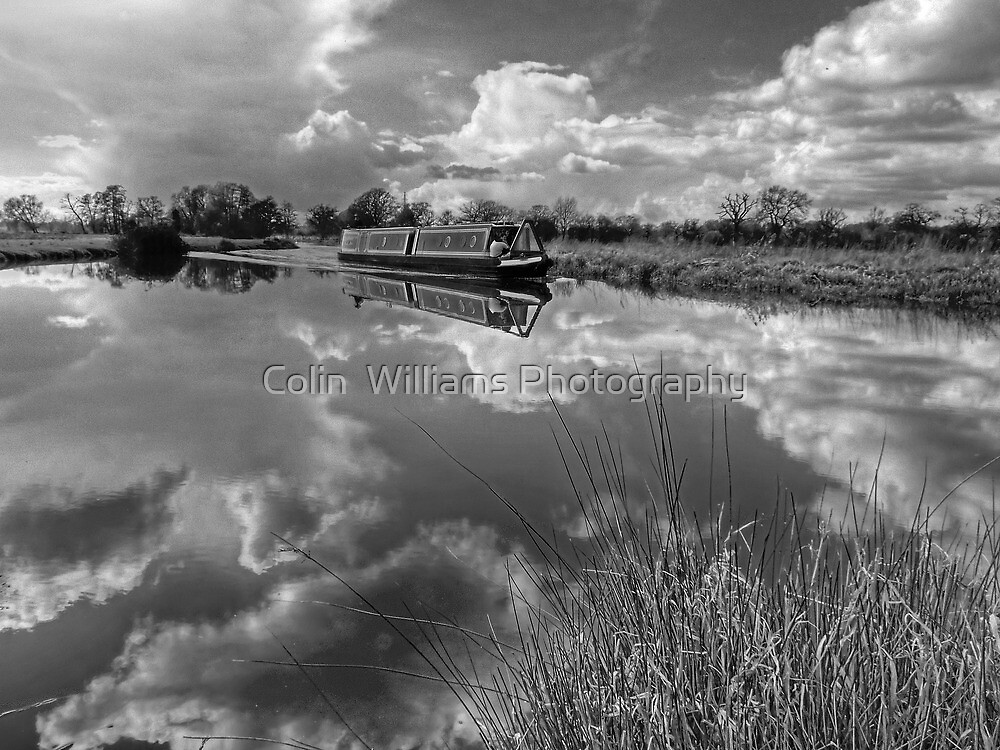 The Wey Navigation  by Colin  Williams Photography