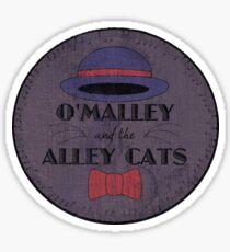 O'Malley Sticker