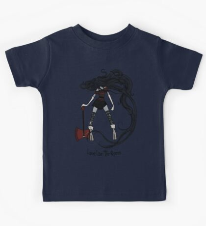 Queen of the Nightosphere Kids Clothes