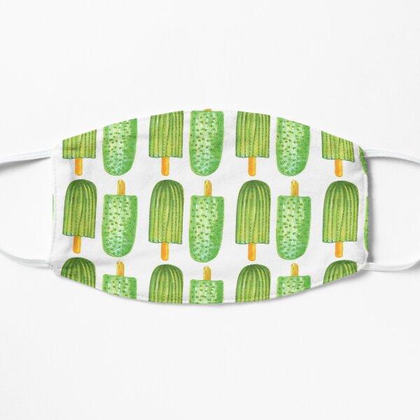 Cactus Popsicles Pattern #redbubble #decor #buyart Mask