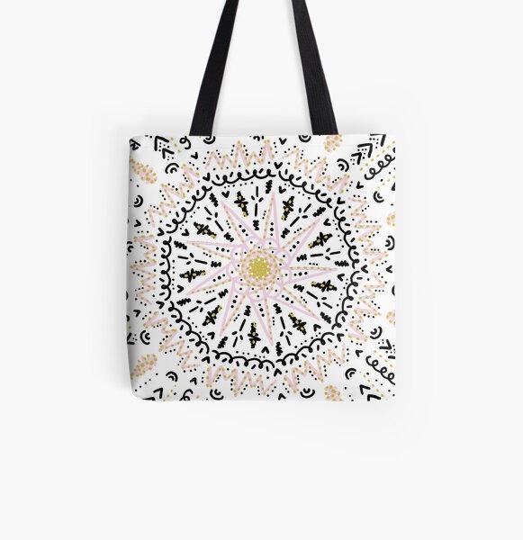 Bohemian dream All Over Print Tote Bag