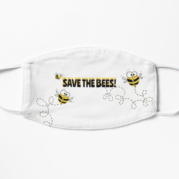 Save the Bees! Mask