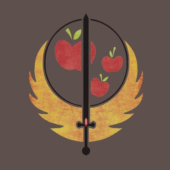 TShirtGifter presents: Applejack's Rangers Logo