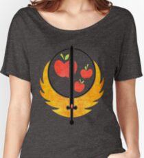 Applejack's Rangers Logo Women's Relaxed Fit T-Shirt