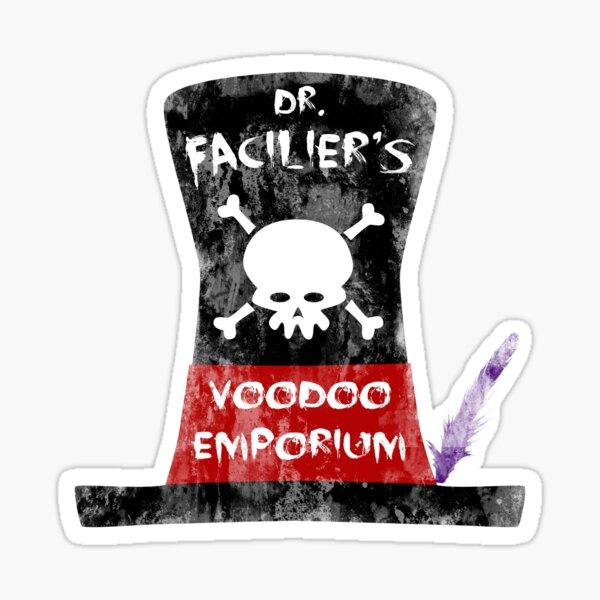Voodoo Puppe JDM Sticker