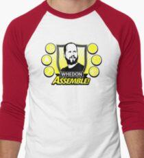 Whedon Assemble Men's Baseball ¾ T-Shirt