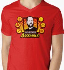 Whedon Assemble Men's V-Neck T-Shirt