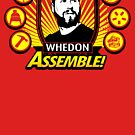 Whedon Assemble by Tom Trager