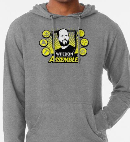 Whedon Assemble Sudadera con capucha ligera