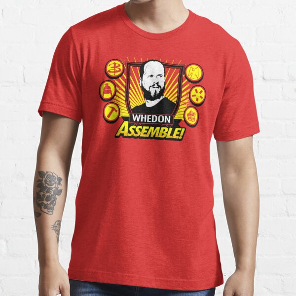 Whedon Assemble Essential T-Shirt