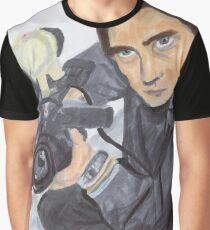 Crawler of the Night Graphic T-Shirt