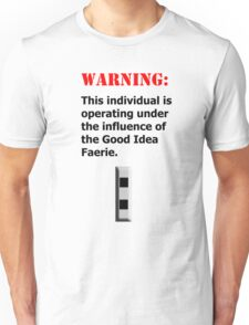 Good Idea Faerie CW2 Unisex T-Shirt