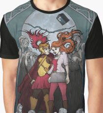 The Angels take the Ponds Graphic T-Shirt